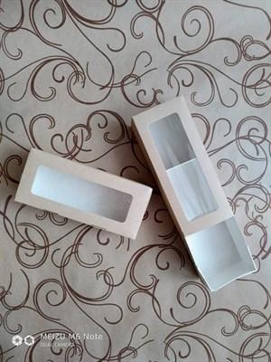 Коробка-пенал с окном - 170х70х40мм - фото 4599