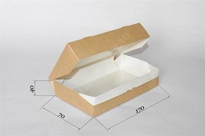 Коробка с окном -170х70х40 мм - фото 4605