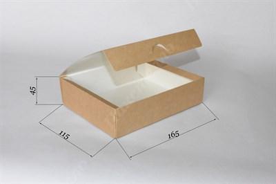 Крафт-коробка NEW - 165х115х45мм - фото 4618