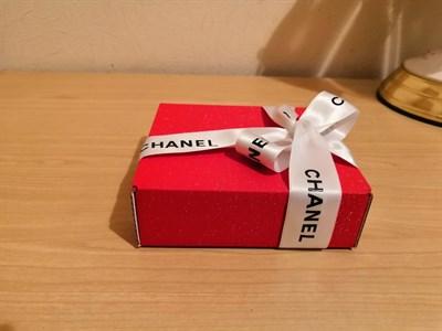 """подарочная коробка """"премиум"""" 110х110х35мм - фото 4633"""