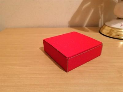 """подарочная коробка """"премиум"""" 110х110х35мм - фото 4634"""