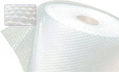Воздушно-пузырчатая пленка, ширина рулона 30см - фото 5012