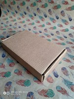 Самосборная коробка 270х165х50мм