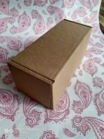 Самосборная коробка 320х130х140мм