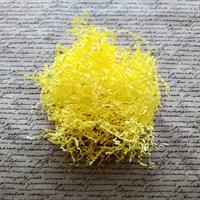 Бумажный наполнитель, желтый