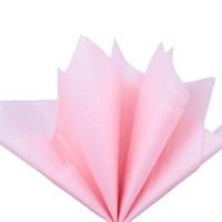 Бумага тишью, светло-розовая 51х66см (10 листов)