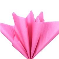 Бумага тишью, розовая 51х66см (10 листов)