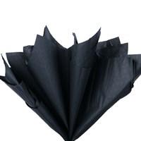 Бумага тишью, черная 51х66см (10 листов)