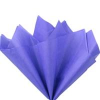 Бумага тишью, фиолетовая 51х66см (10 листов)