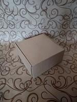 Самосборная коробка 205х205х95мм