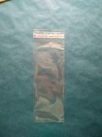 Прозрачный пакет с клеевой полосой, 6,5х15см