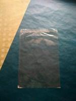 Прозрачный пакет с клеевой полосой, 20х25см