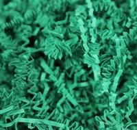 Бумажный наполнитель темно-зеленый 50г