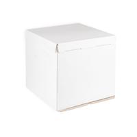 Коробка для торта, 300х300х300мм, Белая