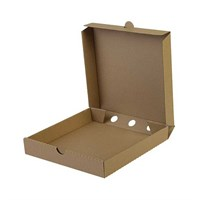 Коробка для пиццы, 250х250х40мм