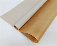 Крафт бумага Белая 1 сторонняя 0,7х10м, 70г/м.