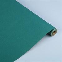 Крафт бумага Изумрудная 1 сторонняя 0,7х10м, 70г/м.