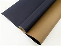 Крафт бумага Темно-синяя1 сторонняя 0,7х10м, 70г/м.
