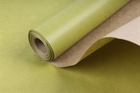 Крафт бумага Фисташковая 1 сторонняя 0,7х10м, 70г/м.